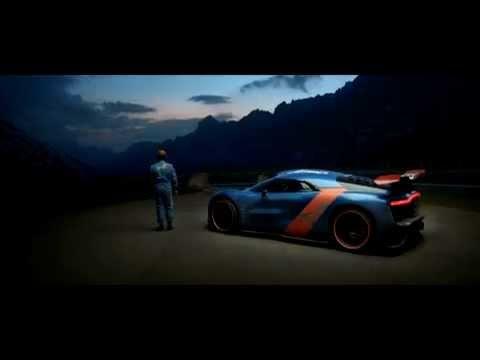 Renault Alpine tan�t�m ses  �zg�r �zbak�r mp4