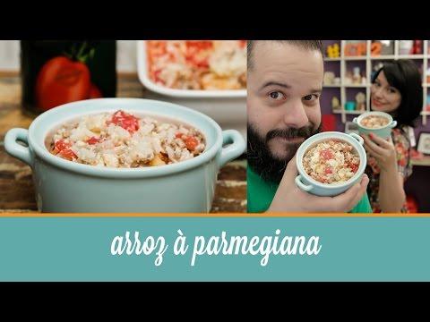 Arroz à Parmegiana | Cozinha para 2