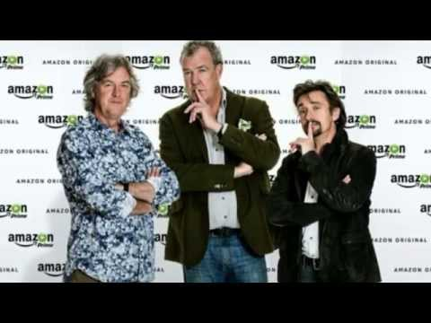 Top Gear trio sign up for a new show with Amazon