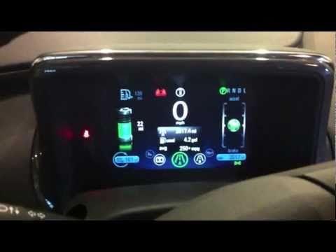 Chevy volt 2000 miles on 3 gallons of gas - Chevrolet Volt