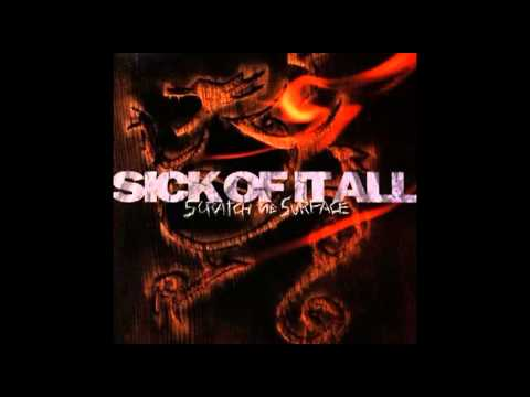 Sick of it All:  Scratch the Surface
