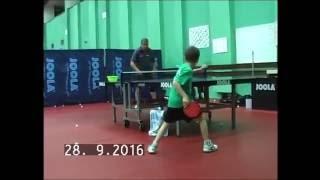 Klampár Tibor(world chapions)-Kizakisz Nikolaosz (traning)2016.08.28.r