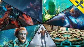 The Seven Kingdoms of Atlantis Explained | Aquaman