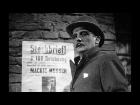 Kurt Weill - Mackie Messer