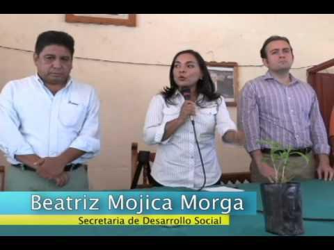 Entrega Beatriz Mojica  Empleo Temporal  de Taxco