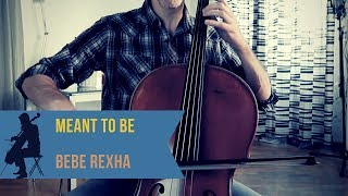 Download Lagu Bebe Rexha (feat. Florida Georgia Line) - Meant to Be for cello (COVER) Gratis STAFABAND