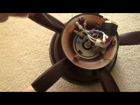 Люстры с вентилятором ремонт своими руками 505