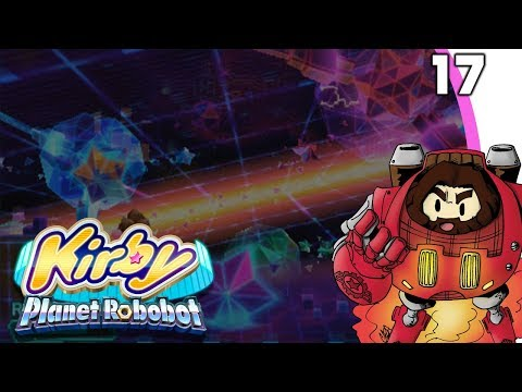[WT] Kirby Planet Robobot #17 [100%] thumbnail