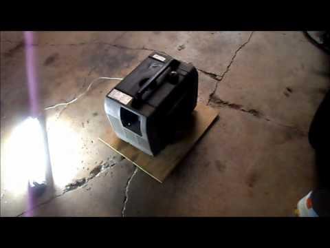 Rummage Sale Score. Coleman Pulse 1850 Watts Generator