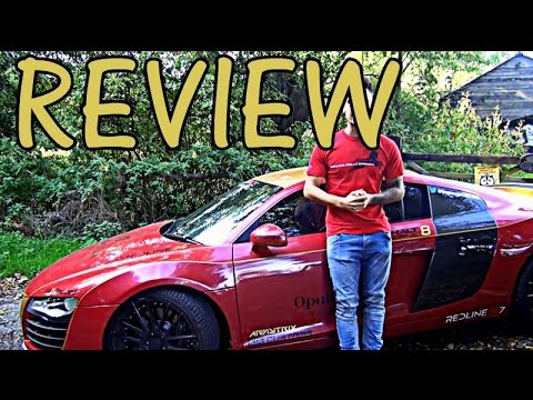 Ironman Audi R8 V8 Review: Living With a Supercar