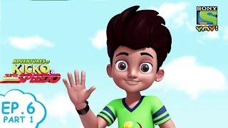 The Magical Belt Part 1 | Moral Stories For Kids | Kids Videos | Adventures Of Kicko & Super Speedo