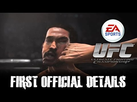 EA Sports UFC First Official Details - Xbox One. PS4 MMA Game