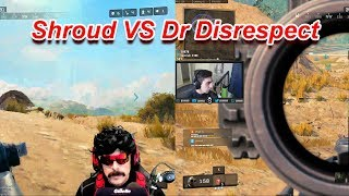 Shroud Kills Dr Disrespect - (Blackout - Both POVs)