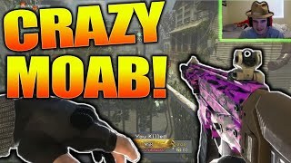"""MOAB In the FIRST Game!"" - LIVE Call of Duty: Modern Warfare 3 (COD MW3 Live MOAB)"
