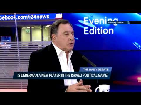 Avigdor Lieberman - a new player in the Israeli political game?