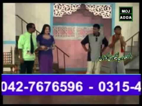 Punjabi Stage Drama Chal Jhooti video