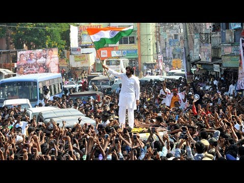 Janasena Party President Pawan Kalyan Speech Road Show at Chittoor | Janasena #9RosesMedia