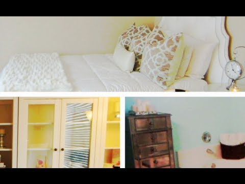 Extreme Makeover: My Bedroom Edition! Part 3- It's All Coming Together :)