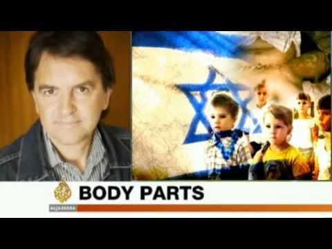 Israel Admits Harvesting Organs from Dead Palestinians