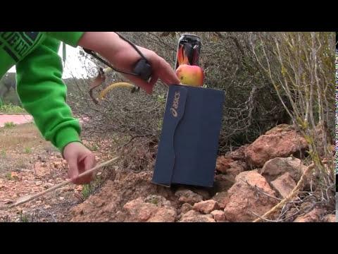 kit de caza 1. Tirachinas de caza profesional.