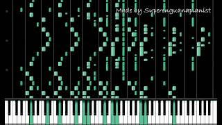Synthesia - Fantastic Pop Goes The Weasel - Arrangement/Composition ♫