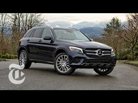 2016 Mercedes-Benz GLC300   Driven Car Reviews   The New York Times
