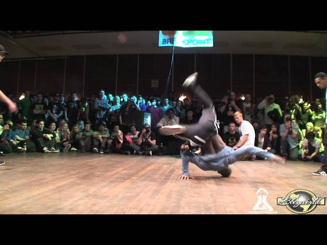 THE RUGGEDS vs NATURAL EFFECTS (FLOOR WARS 2012) WWW.BBOYWORLD.COM