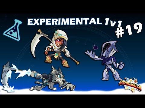 Brawlhalla - Experimental 1v1 #19 - Dash pra que te quero.