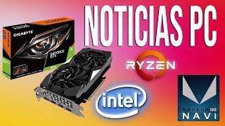 GTX 1650 Se SABE TODO, Se FILTRA Ryzen 3 3200G y NAVI, Nuevas CPUs AMD e INTEL   Noticias PC