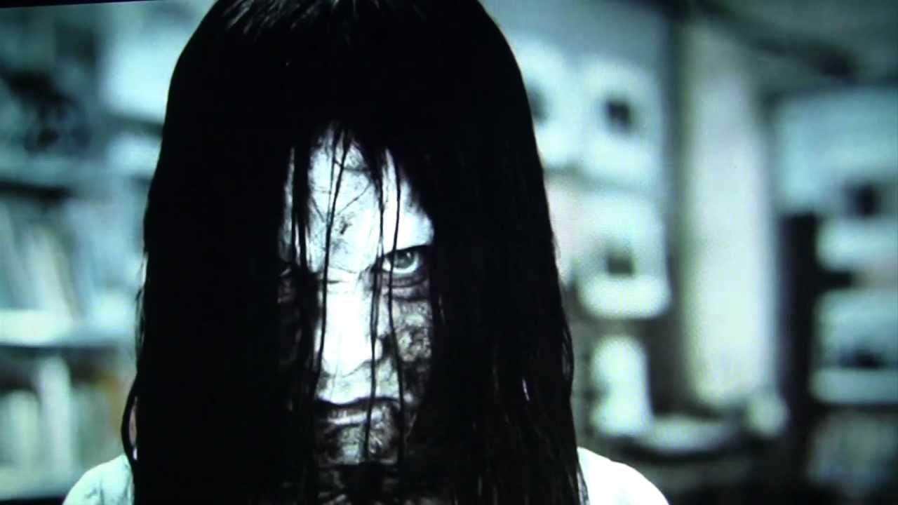 What do u do when u watch super scary horror movie at midnight alone
