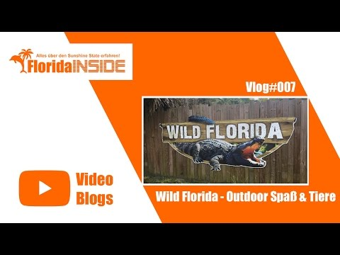 Wild Florida - Outdoor Spaß & Tiere - Florida Inside Vlog#007