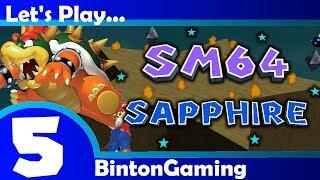 """""""FINALE"""" - Super Mario 64 Sapphire (Episode 5)"""