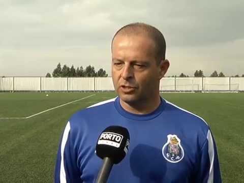 Formação: Sub-15 - Luís Gonçalves (antevisão FC Porto-Leixões, 09/10/2014)