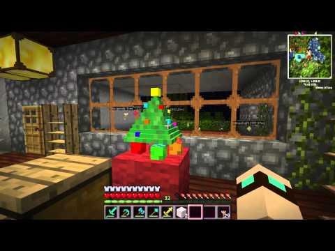 """CHRISTMAS TREE"" Minecraft Oasis 131"