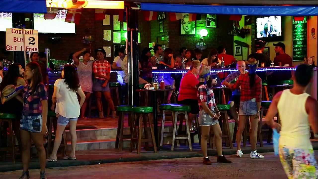 🇹🇭Phuket Nightlife - Bangla Road Walking Street Thailand