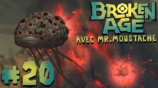 #20 Broken Age avec Mr.Moustache - ACCIDENT DE VAISSEAUX !