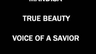 Watch Mandisa Voice Of A Savior video
