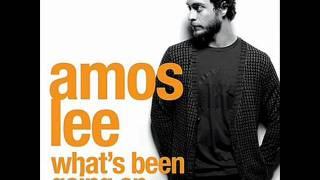 Watch Amos Lee Whats Been Going On video