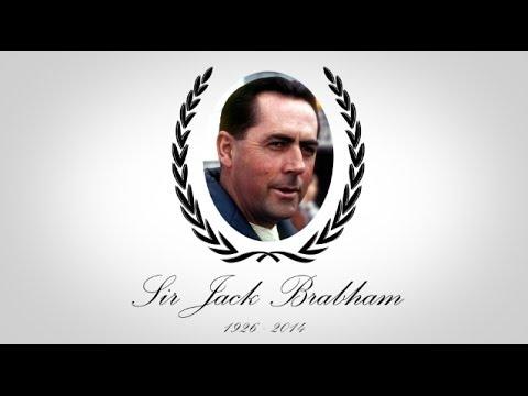 Sir Jack Brabham Funeral