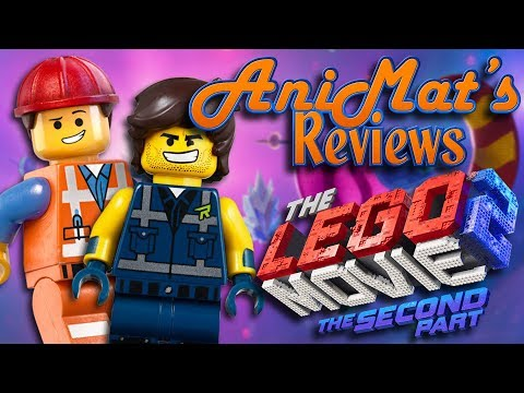 The Lego Movie 2: The Second Part - AniMat's Reviews