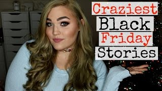WORST Black Friday Horror Stories | Storytime