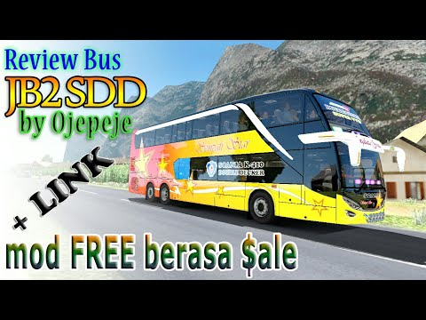 Review Mos Bus Adiputro SDD by Ojepeje team (Bus Tingkat Mewah)
