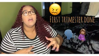 My first trimester | second pregnancy