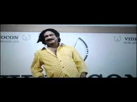 ms Narayana Comedy in Disco ms Narayana Comedy in Dookudu