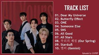 [Full Album] ASTRO (아스트로) All Yours - 2nd Full Album