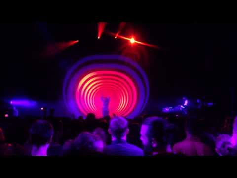21 11 14 Jeff Mills Time Tunnel Stereolux Nantes France Youtube