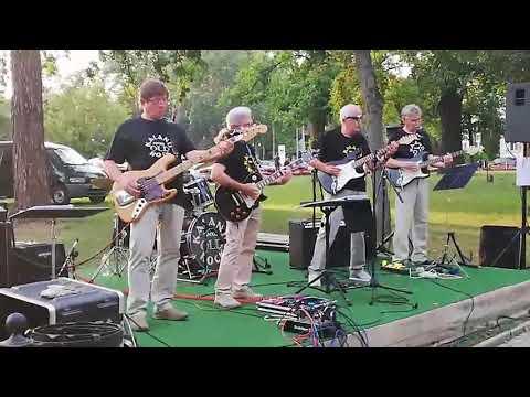 Moonshot (by Spotnicks) - A Kaland Old Rock Együttes cover