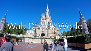 Walt Disney World! Orlando, Florida