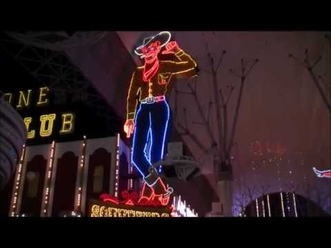 Vegas Vic the Neon Cowboy HD