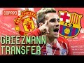 Will Griezmann Transfer To Manchester United Or Barcelona FIFA Transfer Window mp3